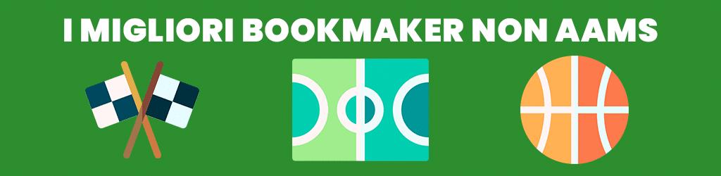 i migliori bookmaker non aams